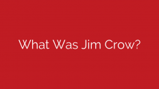 what-was-jim-crow